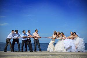ilginç düğünler