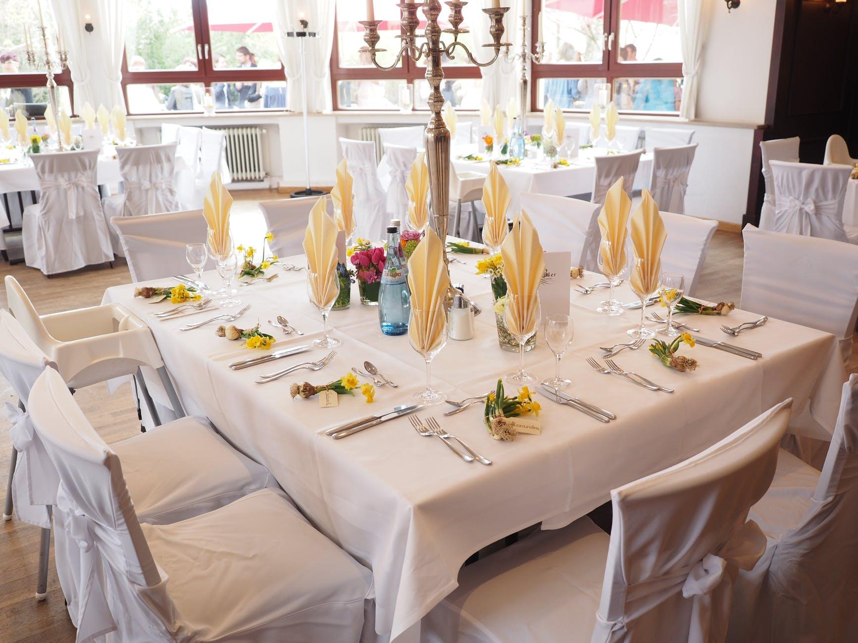 Düğün Oturma Planı Nasıl Belirlenir?