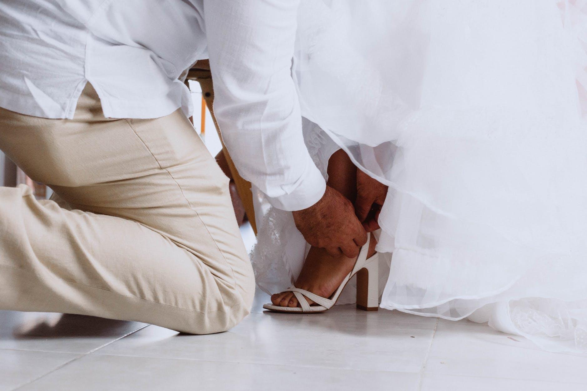 Gelin Ayakkabısının Altına Neden İsim Yazılır?