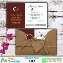 1,000 ADET DİKEY KRAFT ZARFLI MODEL-107