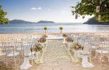 Yazın Evlenmek İsteyenler İçin Kumsal Düğünü Fikirleri